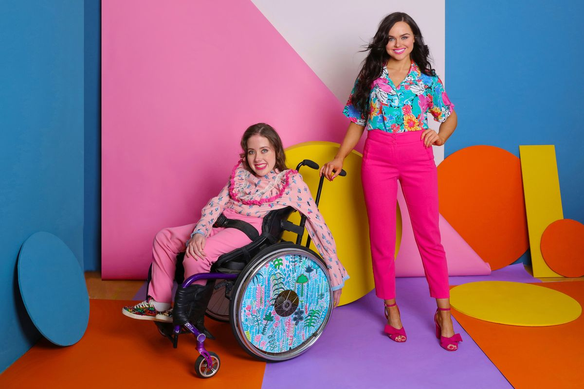 These Two Sisters Reinvented the Wheelchair