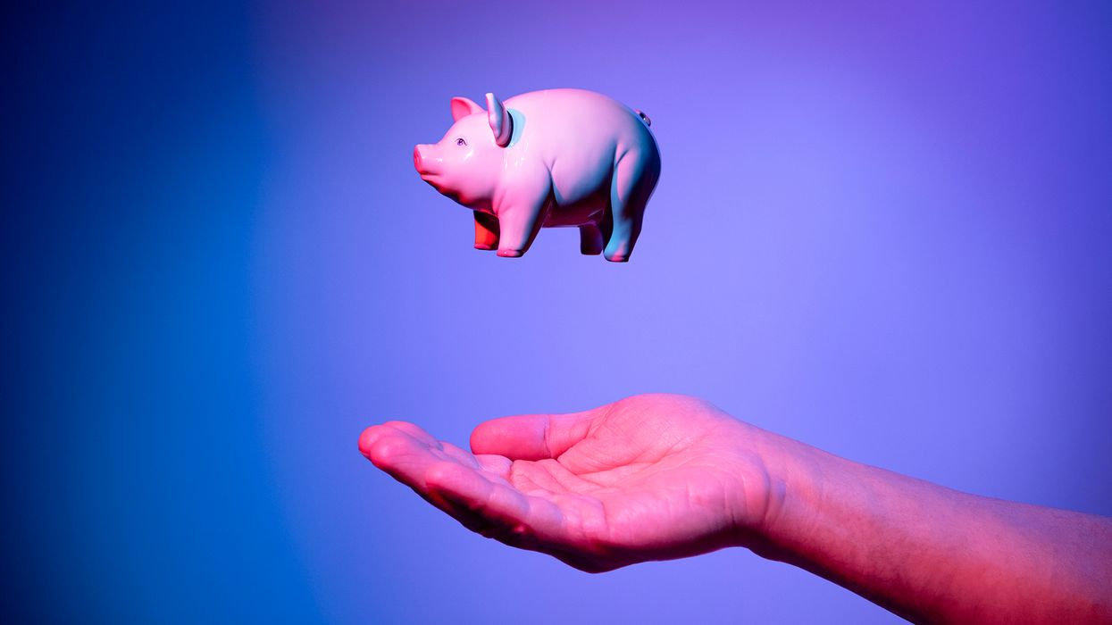 How start-ups raise capital when their bank account is empty