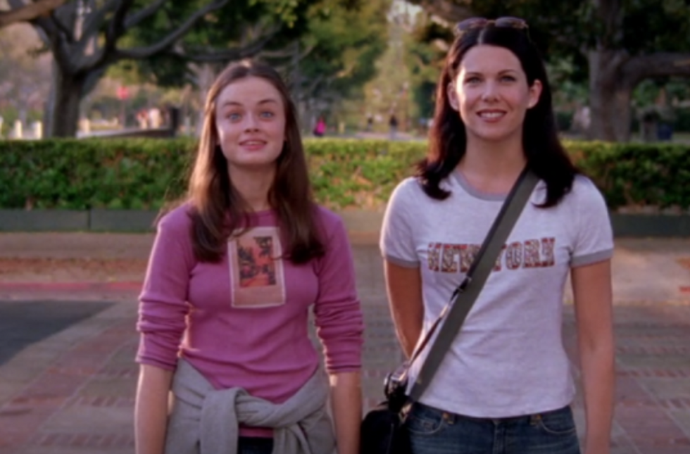 100 Iconic 'Gilmore Girls' Quotes That All Super Cool Party People Have Memorized