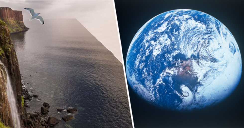 Former Flat Earthers Share The Moments They Realized They Were Wrong