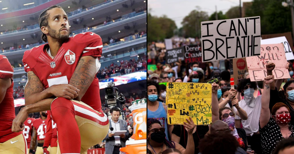 Colin Kaepernick Says It's Time for a Revolution After George Floyd's Death
