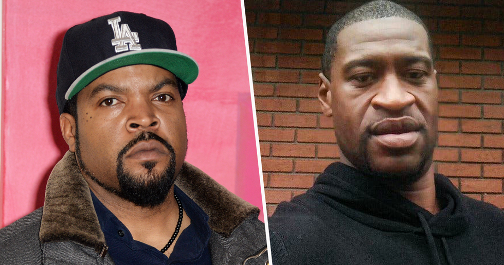 Ice Cube Cancels GMA Appearance After George Floyd's Death