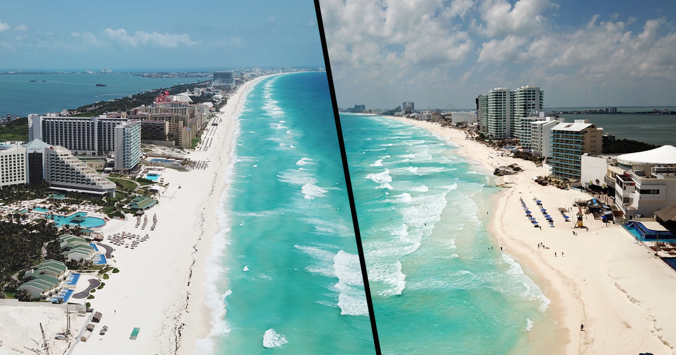 Cancun Offering Free Hotels, Meals and Theme Park Entry to Vacationers