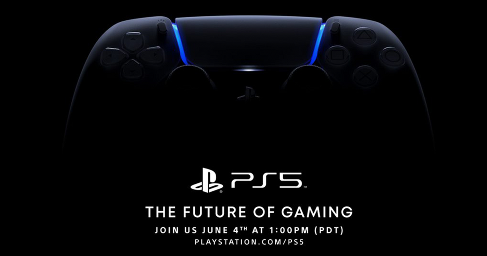 Playstation 5 Will Be Unveiled on June 4th