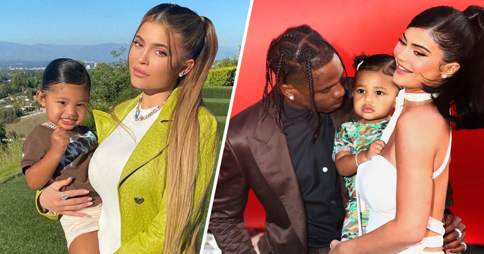 Kylie Jenner Says She Fears For Her Daughter After George Floyd's Death