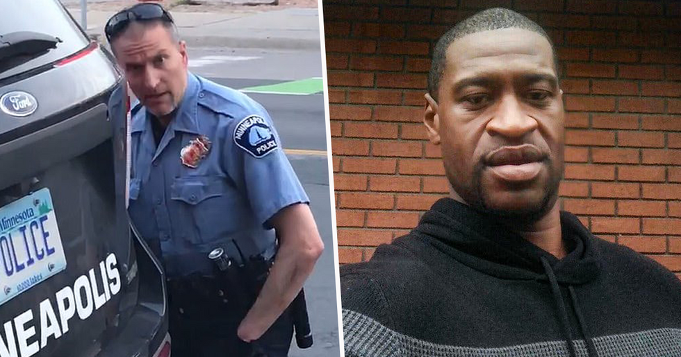 Police Officer Responsible for George Floyd's Death Has Been Arrested