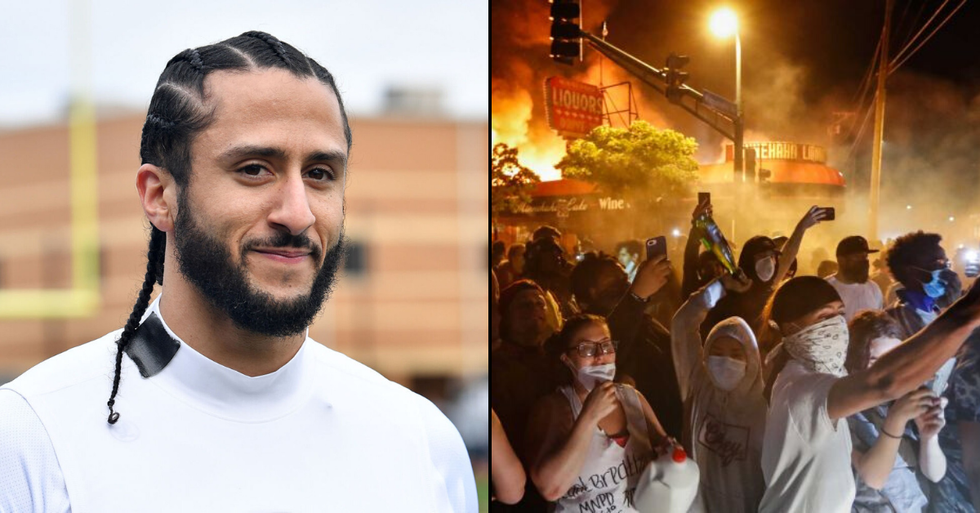 Colin Kaepernick Is Offering To Pay For Lawyers For Minneapolis Protestors