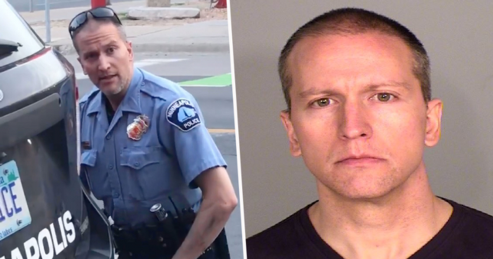 Wife of Police Officer Charged With George Floyd's Murder Files for Divorce