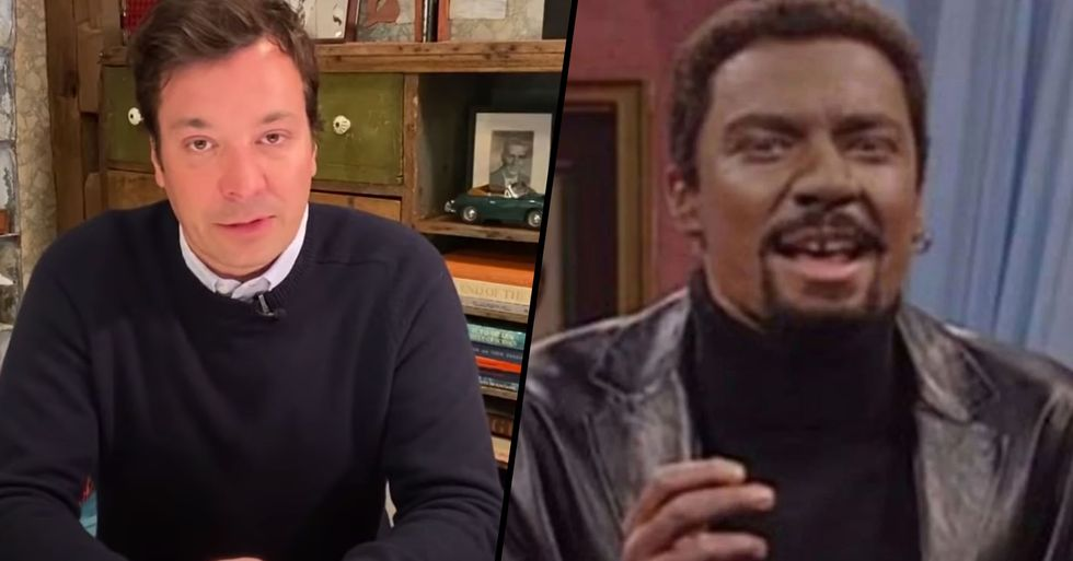 Jimmy Fallon Issues Emotional Apology for 'Blackface' Skit