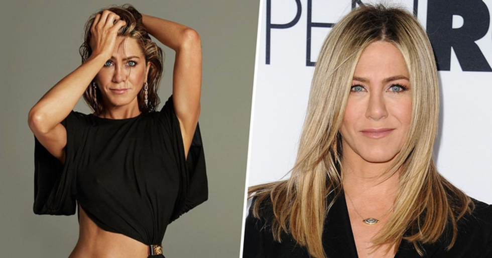 Thirsty Men Furious at Auction of Jennifer Aniston's Nude Photo