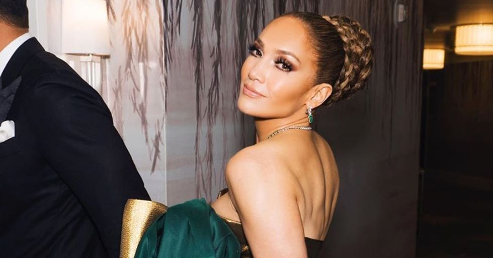 Jennifer Lopez Blasted by Fans After Sharing 'Tasteless' Throwback Video