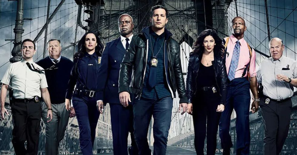 'Brooklyn Nine-Nine' Cast and Showrunner Donate $100,000 to Support George Floyd Protesters