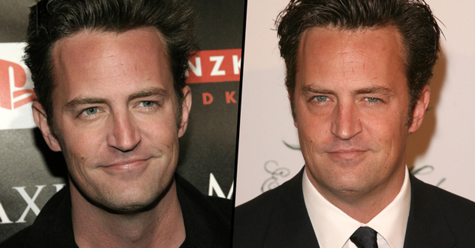 Fans Worried for Matthew Perry as He's Spotted Looking 'Exhausted' as He's Helped out of a Car