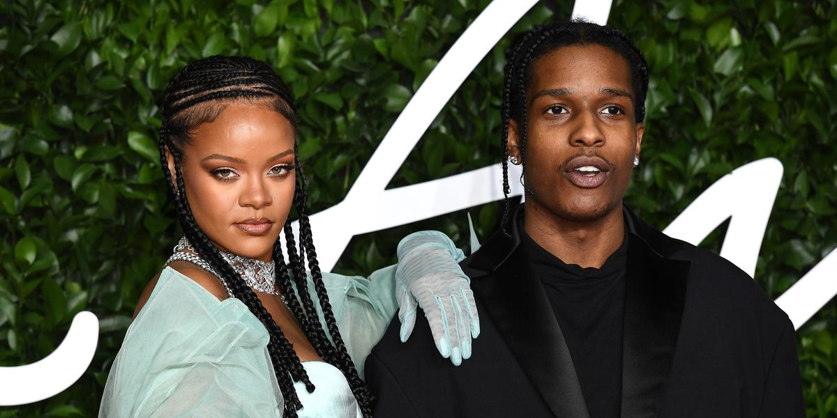 A$AP Rocky Stars in Rihanna's Fenty Skin Campaign