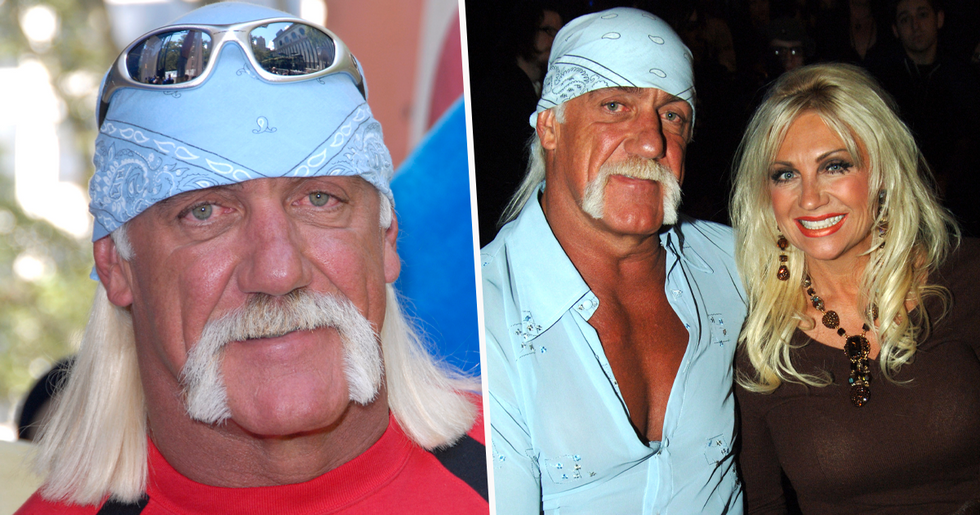 Hulk Hogan and Ex-Wife Banned From Wrestling Events Over 'Sickening' 'Afro Americans' Tweet