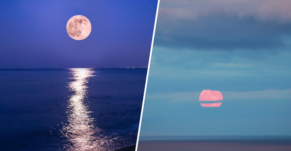 Stunning Pink Moon Will Light up Night Skies This Weekend