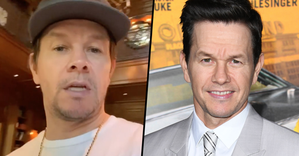 Mark Wahlberg's History of Hate Crime Resurfaces Following George Floyd Tribute Post