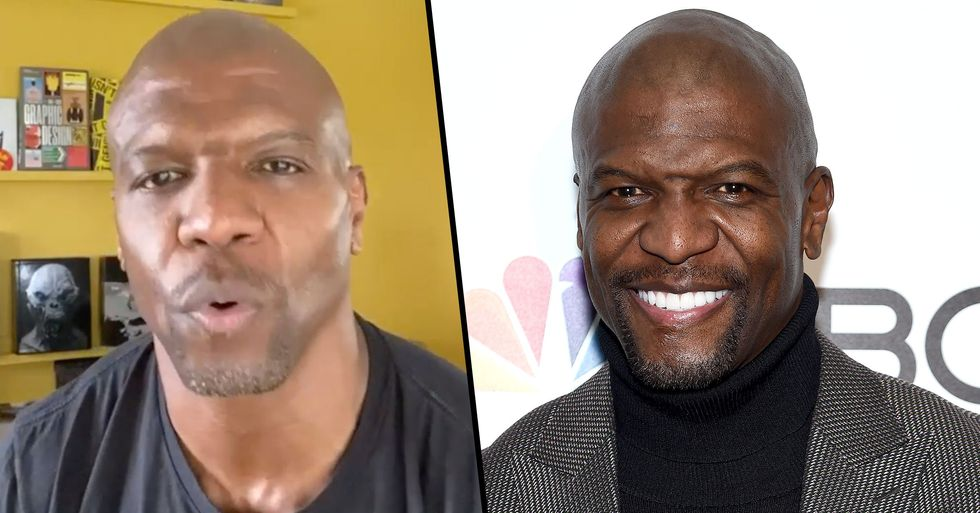 Terry Crews Under Fire After Controversial Tweet About 'Black Supremacy'