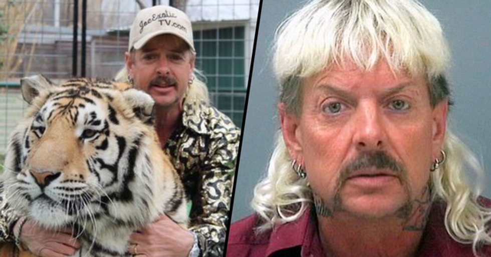 Tiger King Joe Exotic Says He Has 2-3 Months Left to Live