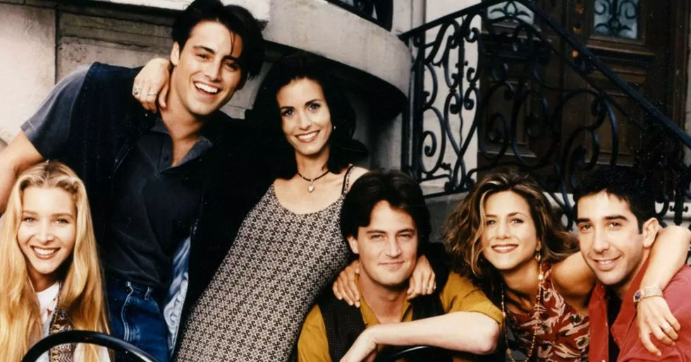 'Friends' Co-Creator Finally Responds to Outrage Over the Show's All-White Cast
