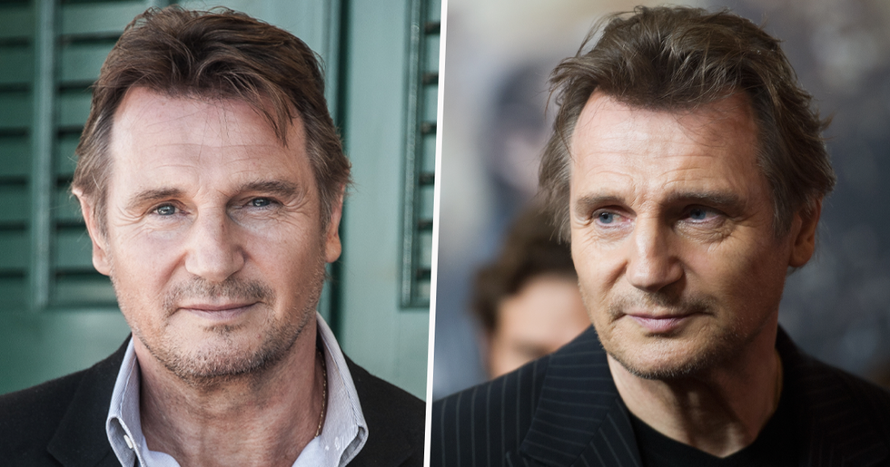 Liam Neeson's Mother Dies One Day Before His Birthday