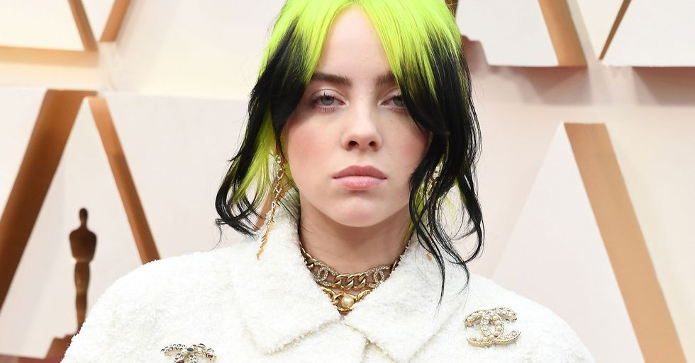 Billie Eilish Furious at Reaction to Video of Her Taking Her Clothes Off