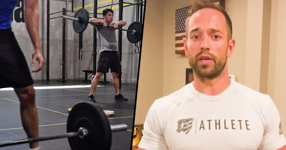 Reebok Is Ending Its Partnership With CrossFit After Its Founder's 'Sickening' George Floyd Tweets