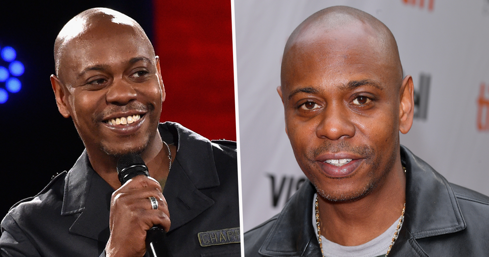 Dave Chappelle Schooled a Brooklyn 'Karen' on Police Brutality and He Didn't Hold Back