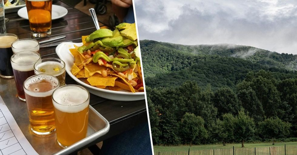 You Can Get Paid $20k to Drink Beer and Hike the Appalachian Trail in 2021