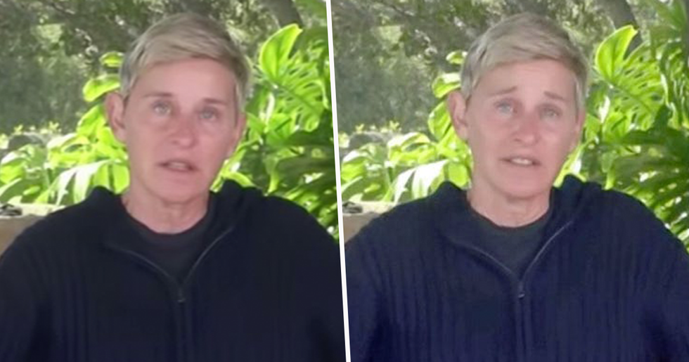 Ellen DeGeneres Says She 'Wants to Learn to Be a Better Person' and Is Refocusing Her Public Persona