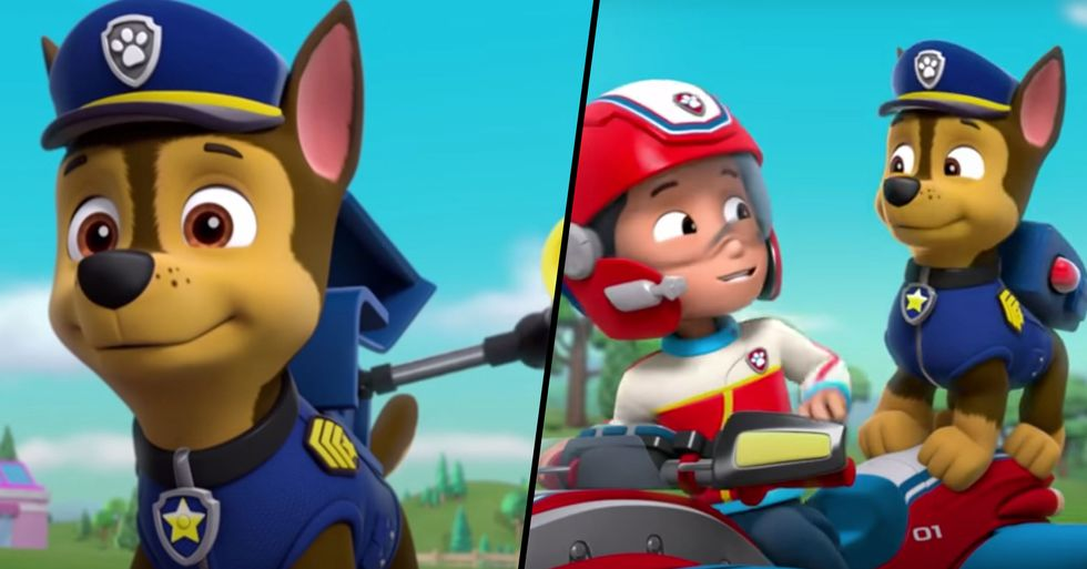People Are Calling for Kids' TV Show 'Paw Patrol' to Be Banned Amid Police Brutality Protests