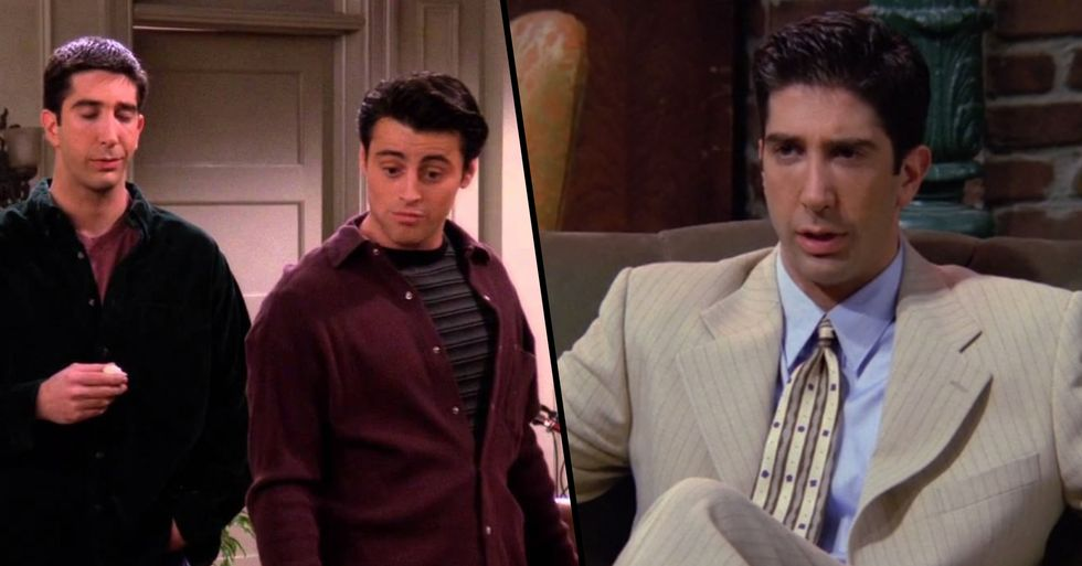 'Disgustingly Racist' 'Friends' Joke Causes Scene to Be Cut From TV