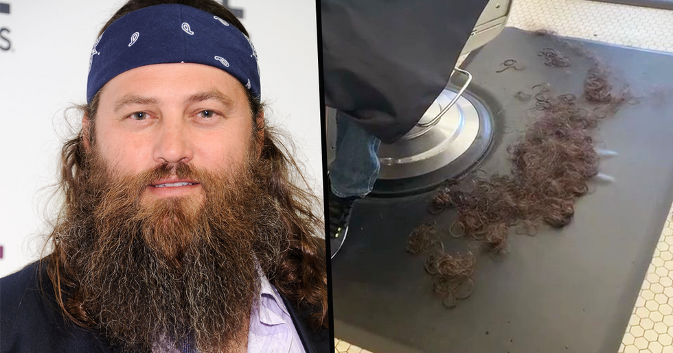 'Duck Dynasty's' Willie Robertson Cuts Hair and Beard for the First Time in 15 Years