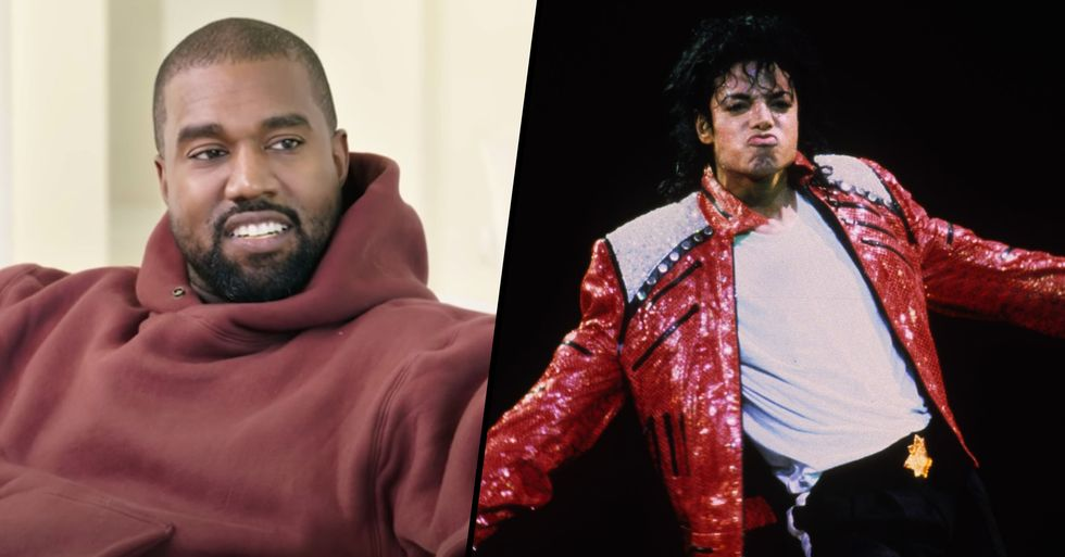 Fans Furious as Kanye West Defends Michael Jackson in Shocking Interview