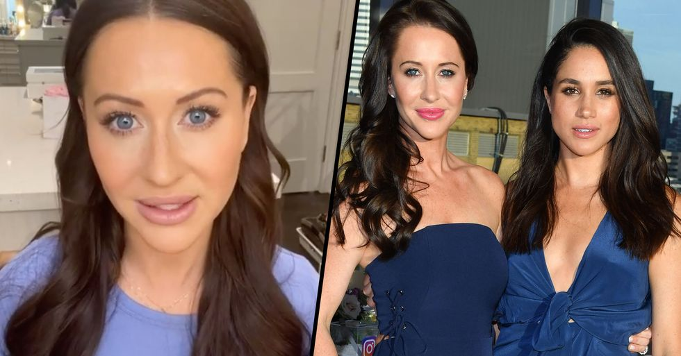Meghan Markle's BFF Jessica Mulroney Fired After Racist Comments