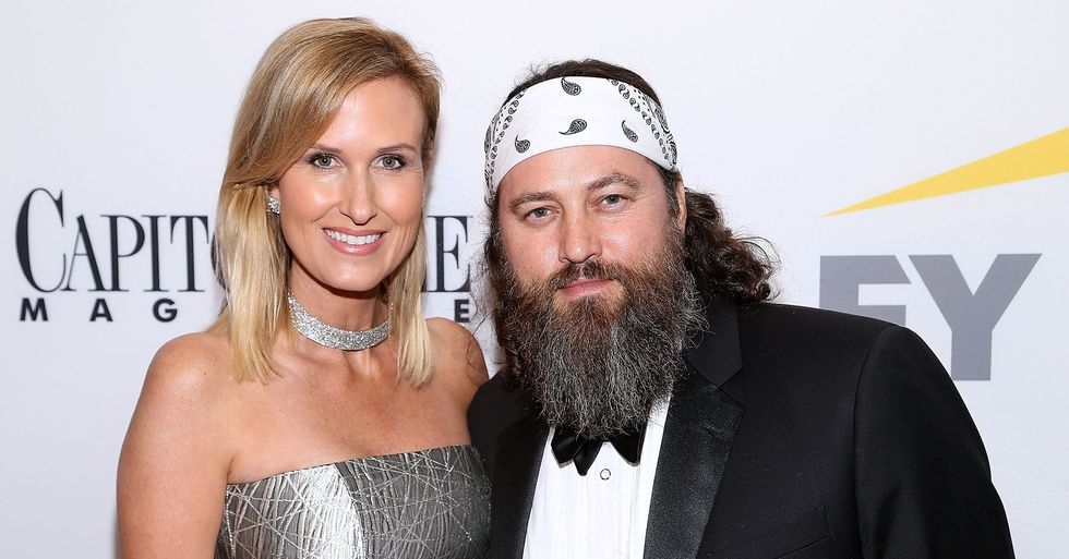 Willie Robertson's Wife Had the Best Reaction After He Cut His Hair and Beard for the First Time in 15 Years