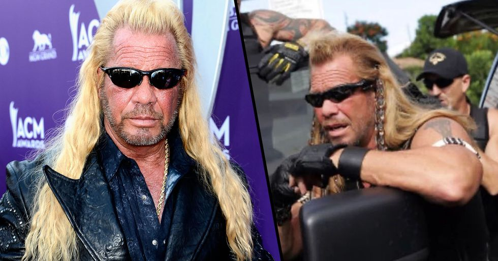 People Are Demanding Dog the Bounty Hunter Gets Taken of Air as Racist Rant Resurfaces