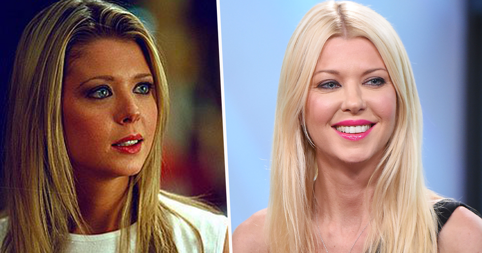 Fans Worried for Tara Reid After Confusing Television Appearance