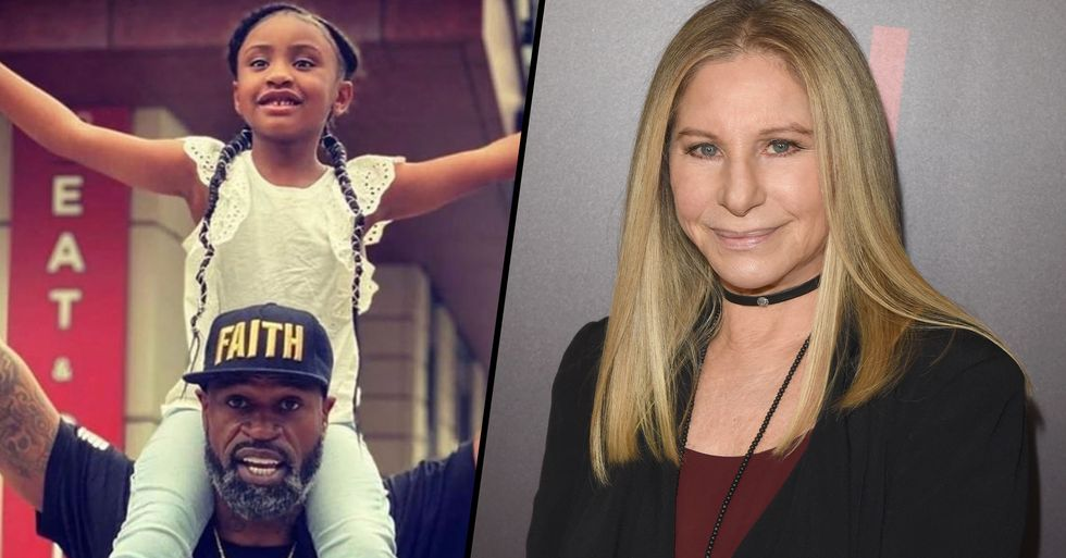 Barbra Streisand Purchases Disney Stock for George Floyd's 6-Year-Old Daughter