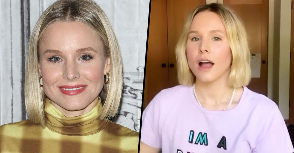 Kristen Bell Slammed for New Children's Book That 'Encourages' Colorblind Racism