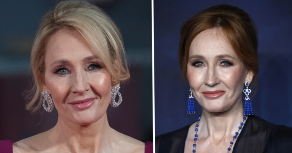 Newspaper Publishes 'Most Disgusting Headline in History' About J.K. Rowling