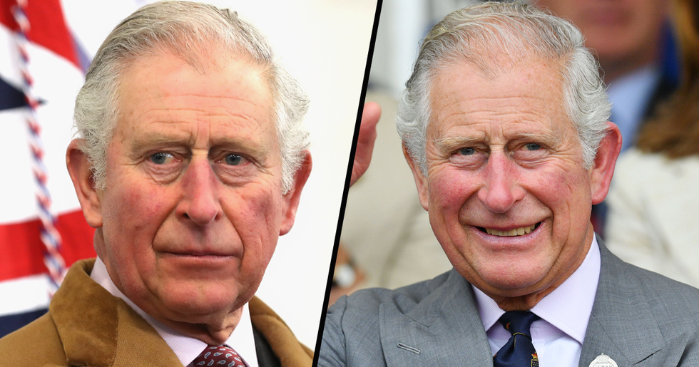 People Are Freaking Out and Are 'Upset' Over Prince Charles' Fingers