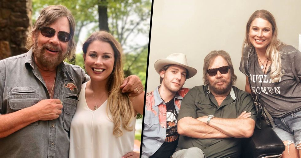Hank Williams Jr's Daughter Katherine Dies Aged 27