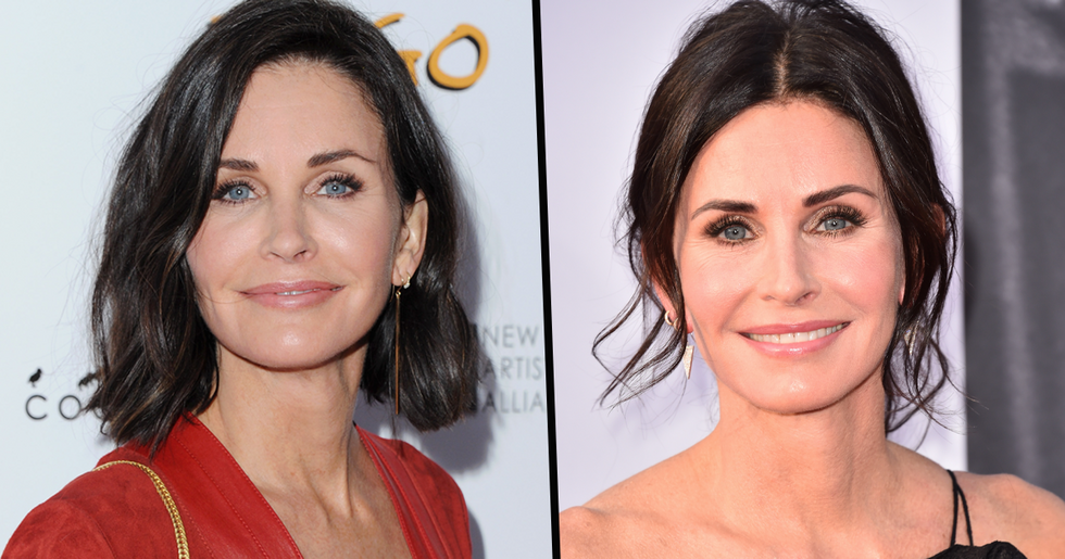 Fans Refuse to Believe Courteney Cox's Real Age as She Celebrates Birthday With Bikini Video