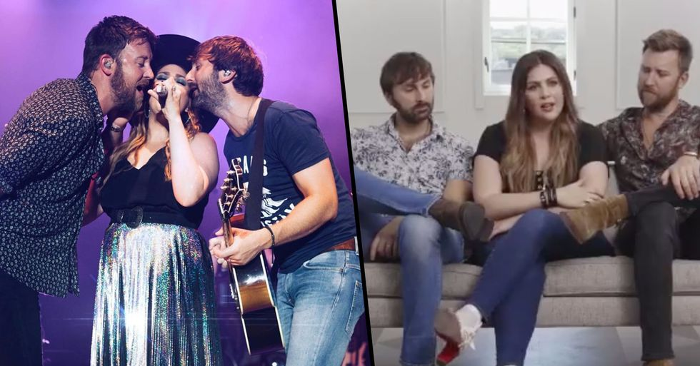 Lady Antebellum Respond to Backlash After Changing Their Name Because of Slavery Ties