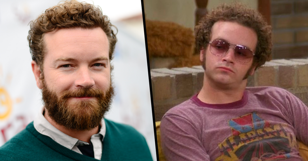 'That '70s Show' Star Danny Masterson Charged With Multiple Counts of Rape