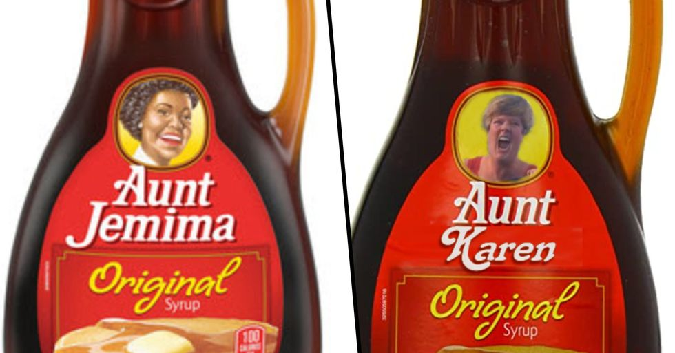 Aunt Jemima Is Changing Its Name After Social Media Backlash and Twitter Users Suggest 'Aunt Karen'
