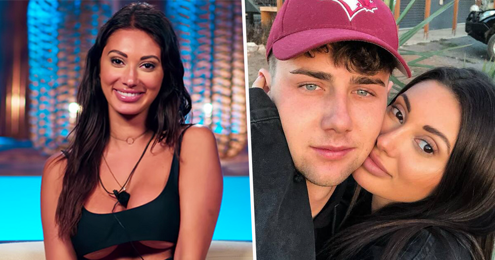 Francesca and Harry From 'Too Hot to Handle' Have Broken Up