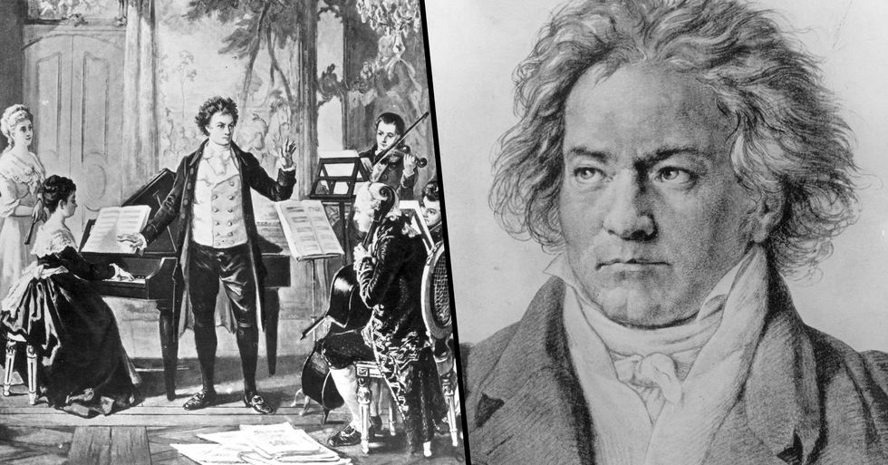 People Are Just Finding Out That Beethoven Was Black After Centuries of White-Washing