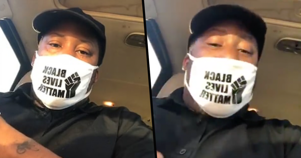 Taco Bell Fires Employee for Wearing Black Lives Matter Face Mask